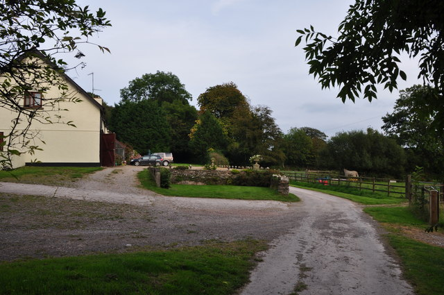West Somerset : Catford Farm
