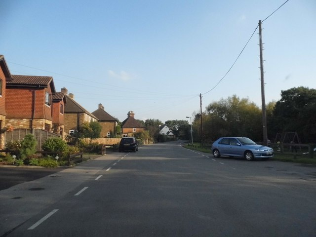 Hill End Road, Harefield