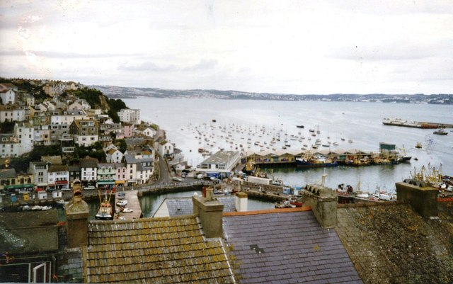 Brixham Harbour and beyond