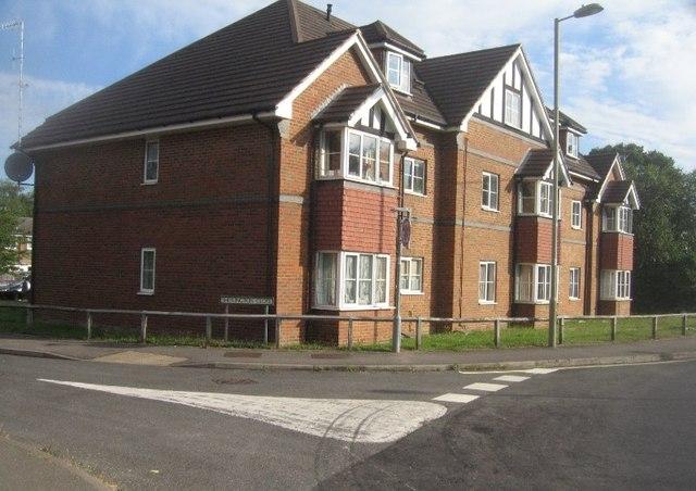 New builds - Sherington Close