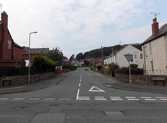 Coppice Drive, Oswestry