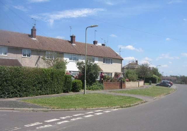 Houses in Perring Avenue