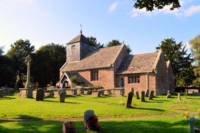 St Michael, Brampton Abbots