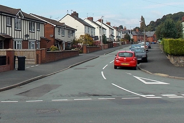 Cambrian Drive, Oswestry
