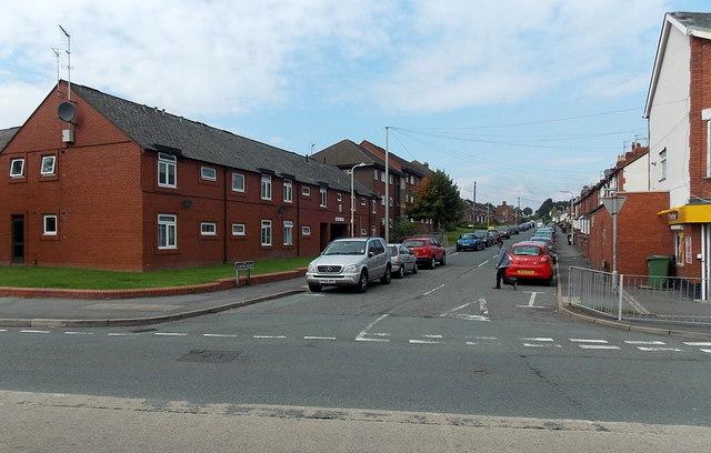 Llwyn Road, Oswestry