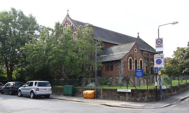 St Thomas, Old Charlton
