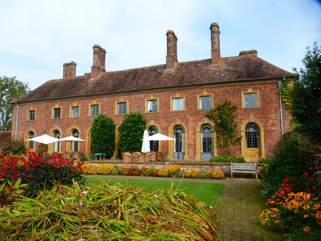 Strode House at Barrington Court