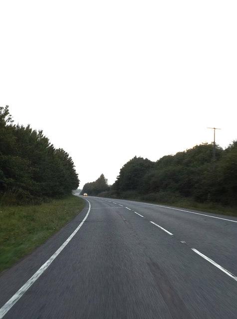 A143 Old Bury Road, Stuston