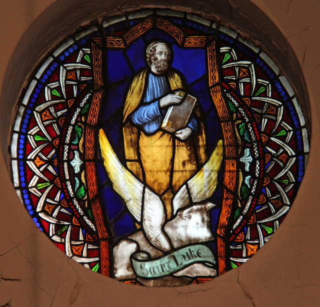 St Thomas, Old Charlton - Stained glass window