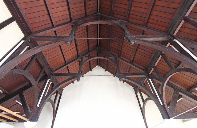 St Thomas, Old Charlton - Roof