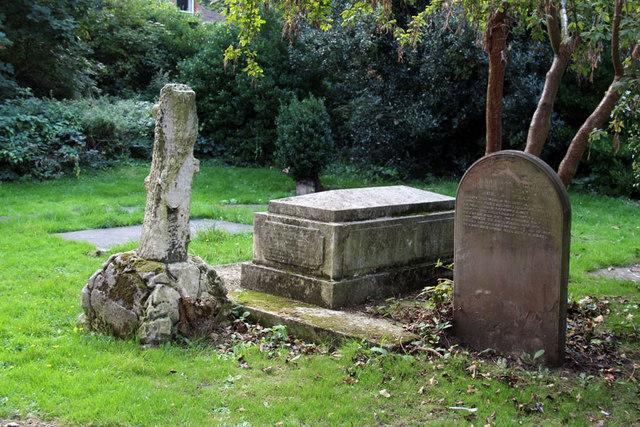 St Thomas, Old Charlton - Gravestones