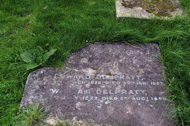 St Thomas, Old Charlton - Gravestone