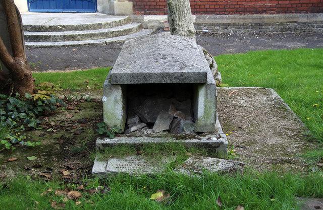 St Thomas, Old Charlton - Gravestone
