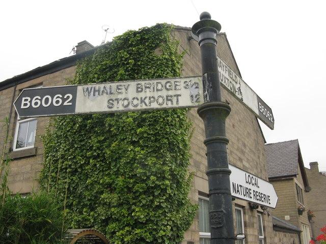 Chinley, Derbyshire