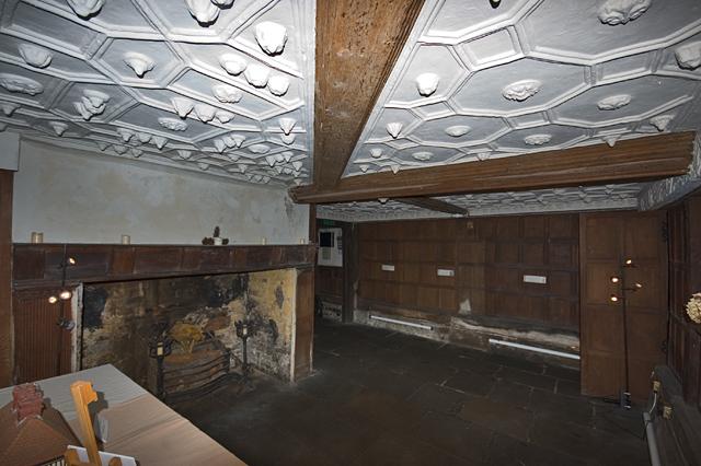 Inside the Tudor House, Margate