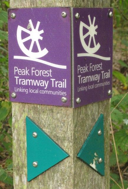 Tramway Trail, Whitehough, Derbyshire