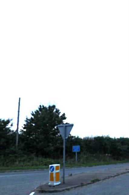 Crossing Road, Palgrave