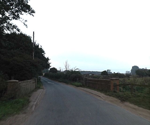 Crossing Road & Bridge