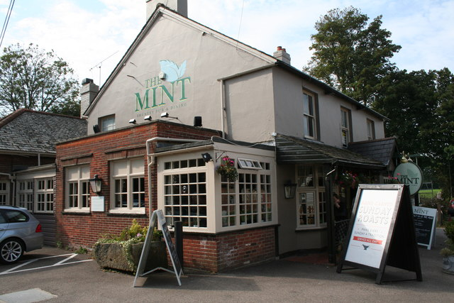 Banstead:  The 'Mint'