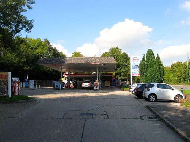 Jeremy's Corner Service Station