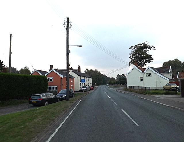 Rose Lane, Palgrave