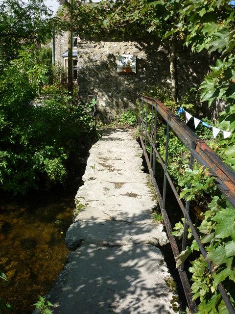 Clapper bridge, Malham
