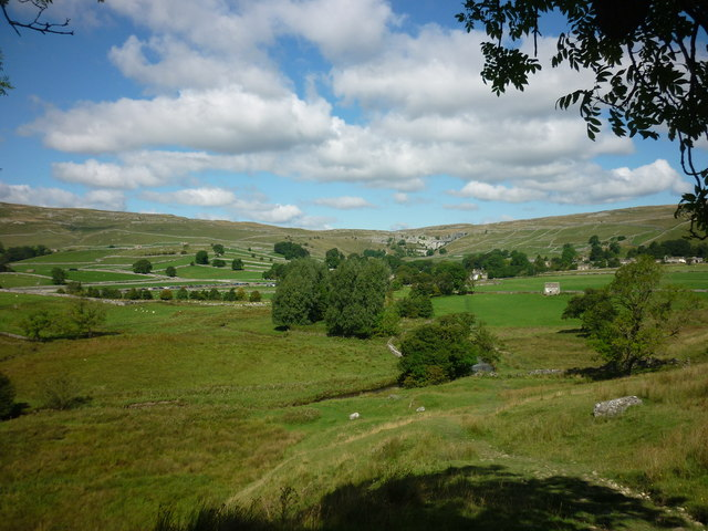 From Aire Head to Malham Cove
