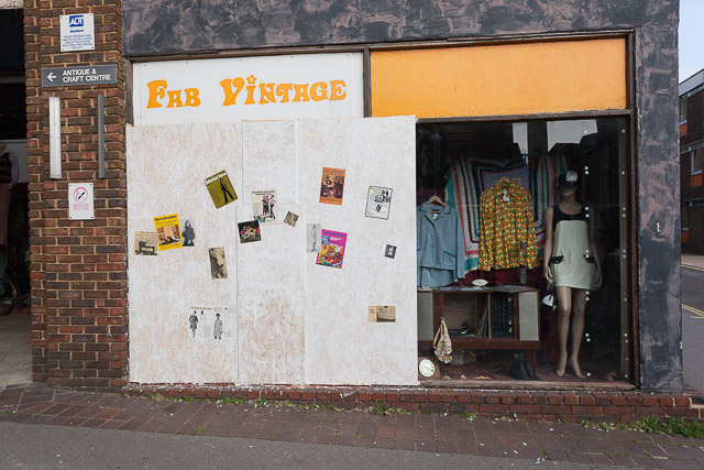 Fab Vintage shop
