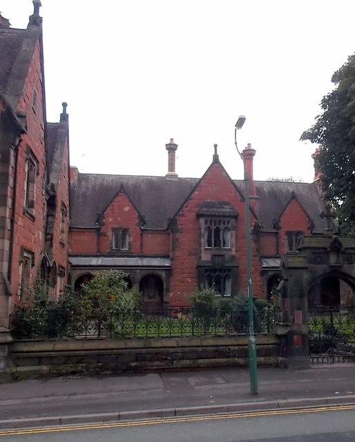 Holy Cross Houses, Shrewsbury