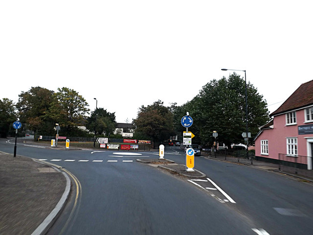 A1066 Stanley Road, Diss