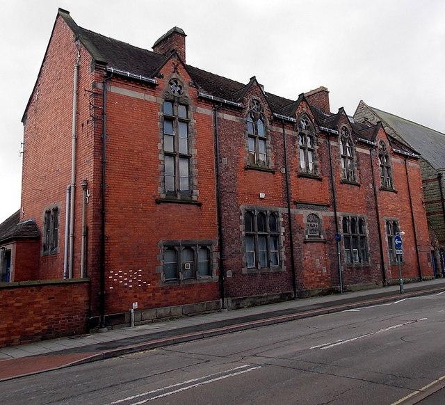 Former Shrewsbury National School