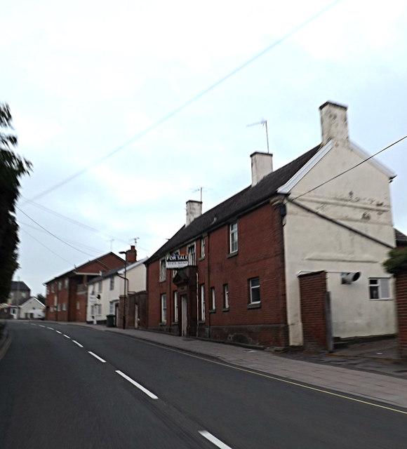 B1077 Denmark Street & former Public House