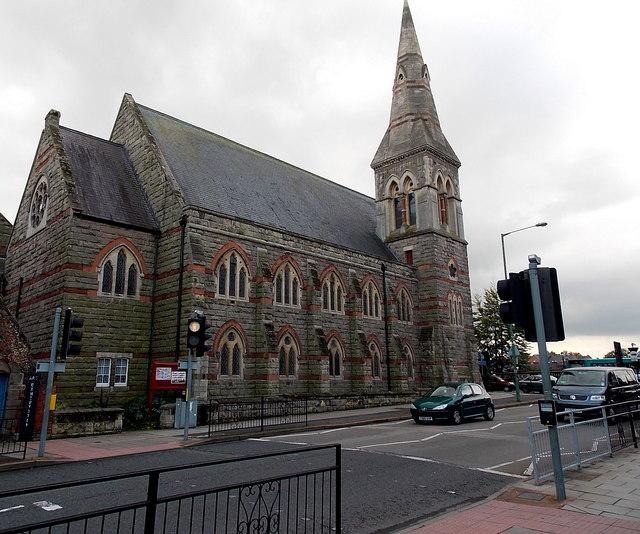 United Reformed Church, Shrewsbury