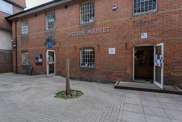 Winchester Antique & Craft Market