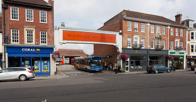 Winchester Bus Station