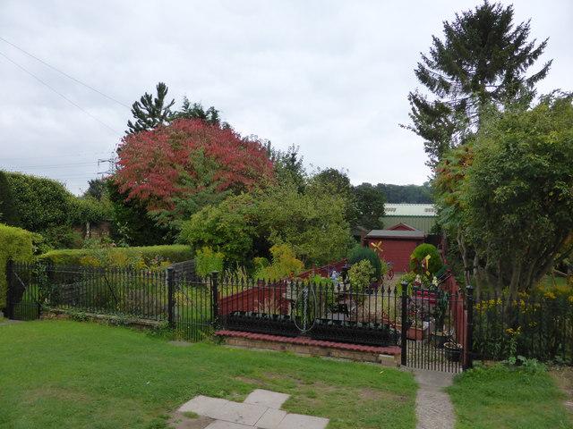 Separate gardens
