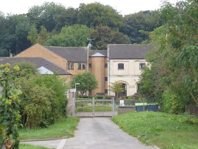 Former good shed