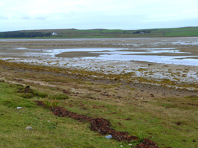 Loch Gruinart at low tide