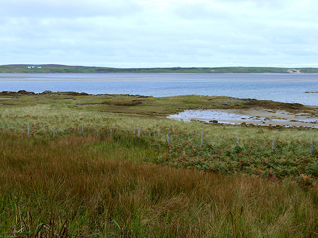 Lower end of Loch Gruinart