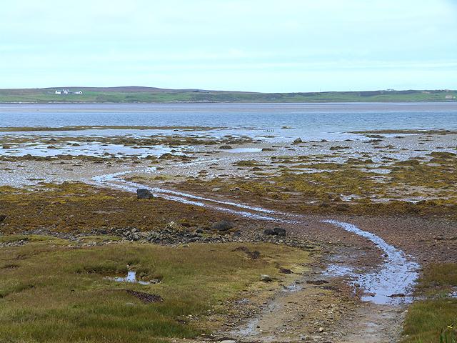 Track to the shore, Loch Gruinart