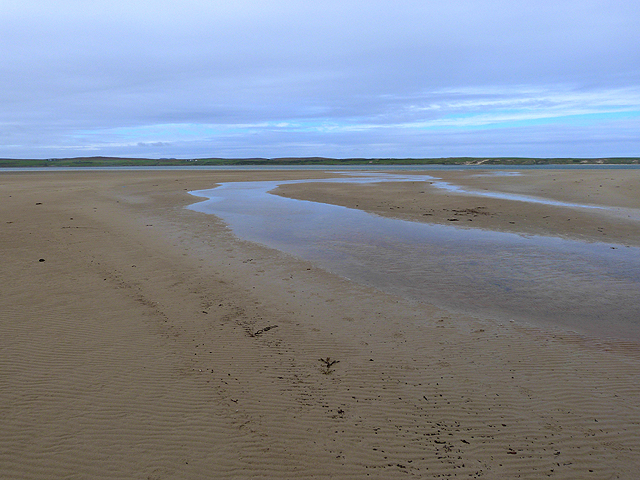 Sands at the mouth of Loch Gruinart