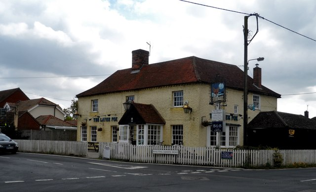 The Layer Fox pub