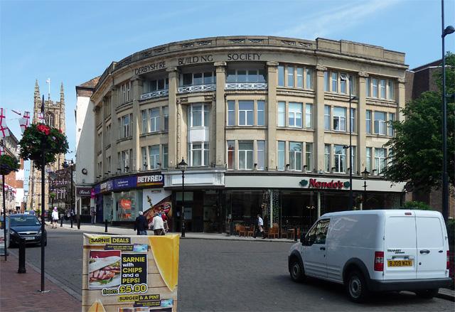 15 Market Place, Derby