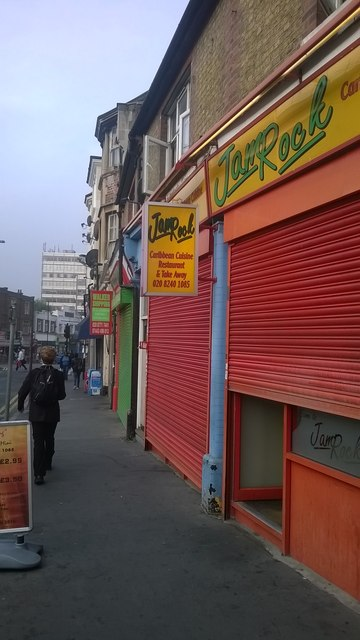 Caribbean connections: Woodville Road, Thornton Heath