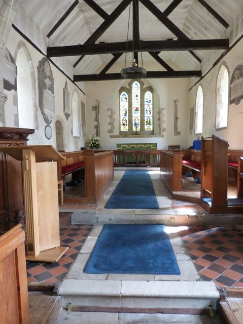 The Chancel, The Church of St. Mary the Virgin, Yapton