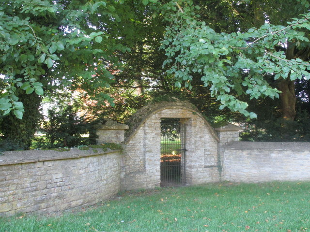Gateway at Cottisford House