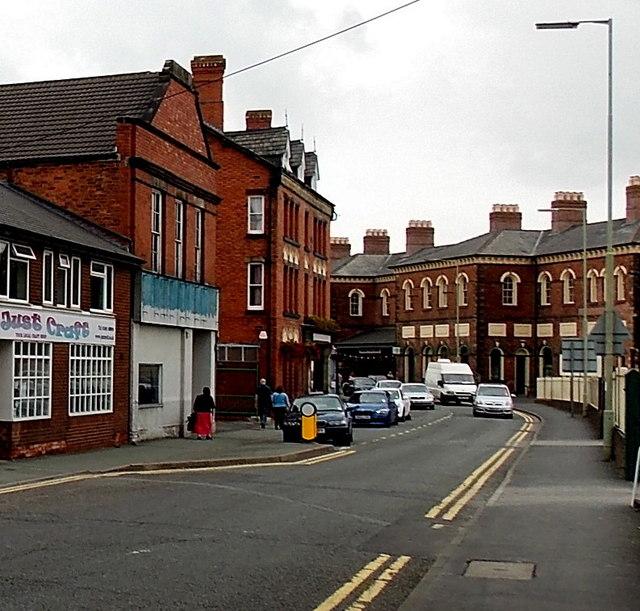 Oswald Road, Oswestry