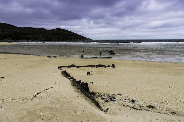 Wreck of the SS John Randolph