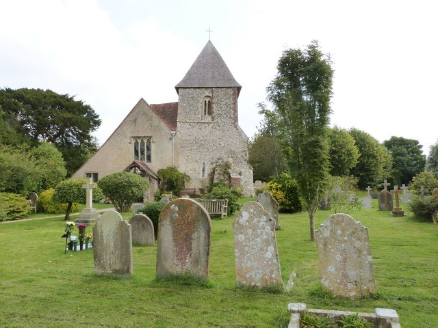 Church of St. Mary the Virgin, Yapton, West Sussex