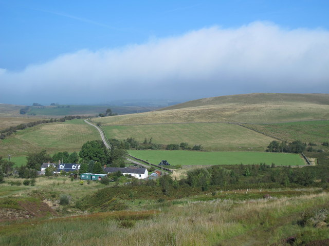 Howgill and Tortie Hill